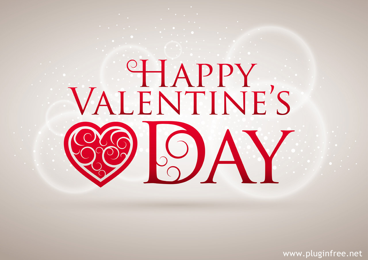 valentine day of 2014